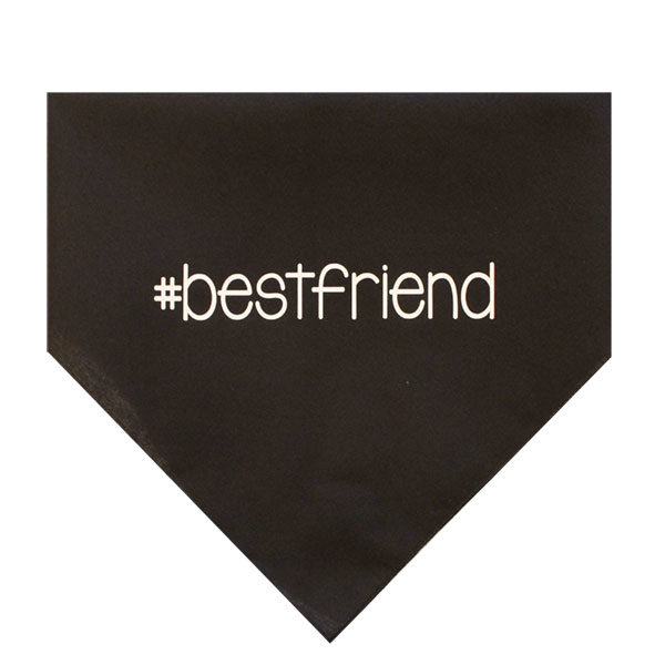 Best Friend Dog Bandana