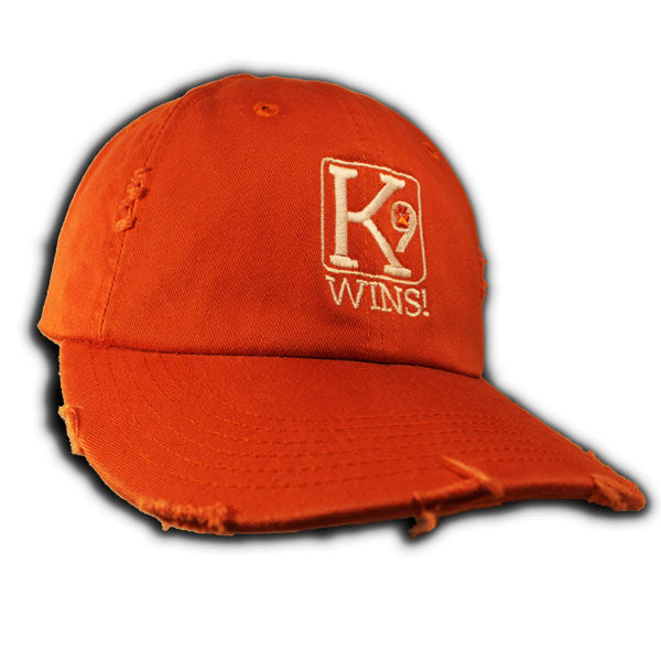 K9Wins Logo Cap